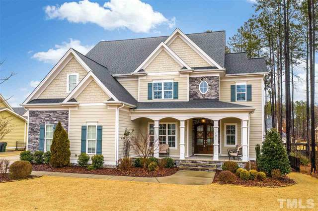 101 Hardy Oaks Way, Holly Springs, NC 27540 (MLS #2363923) :: On Point Realty