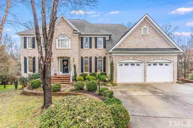 11428 Lostwood Lane, Raleigh, NC 27614 (#2363931) :: Real Properties