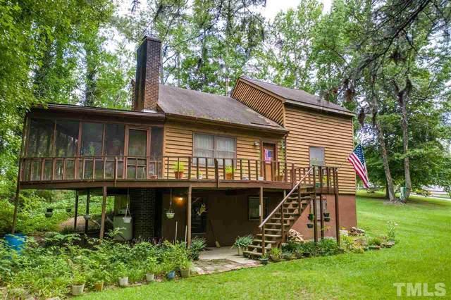 734 Cedar Cove Road, Henderson, NC 27537 (#2364062) :: Real Properties