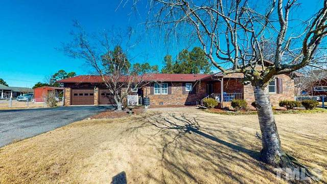 502 W Main Street, Pikeville, NC 27863 (#2364075) :: Choice Residential Real Estate