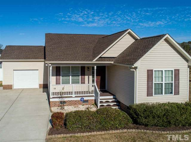 253 Middle Landing Drive, Smithfield, NC 27577 (#2364094) :: Raleigh Cary Realty