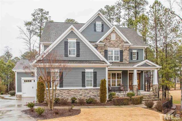 101 Marsh Barton Drive, Holly Springs, NC 27540 (MLS #2364156) :: On Point Realty