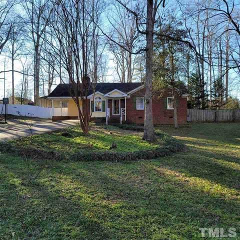 1014 Rock Drive, Raleigh, NC 27610 (#2364198) :: Log Pond Realty