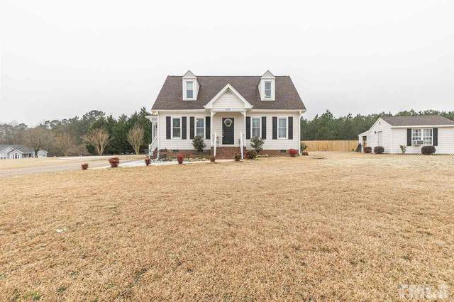 255 Sherman Lakes Drive, Fuquay Varina, NC 27526 (#2364228) :: Choice Residential Real Estate