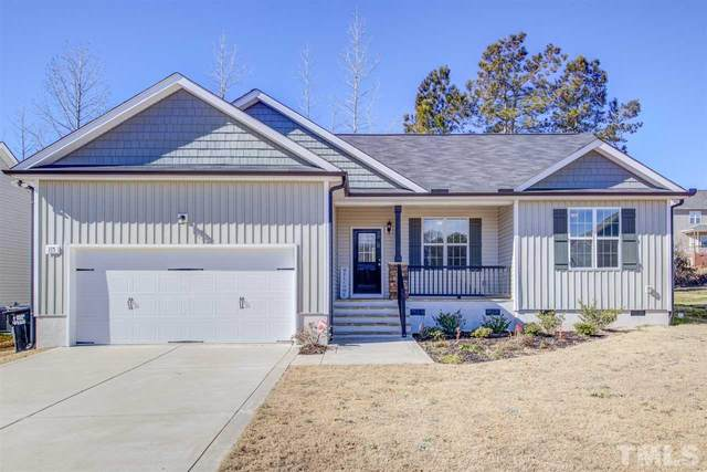 115 Snowy Orchid Lane, Smithfield, NC 27577 (#2364285) :: Real Properties