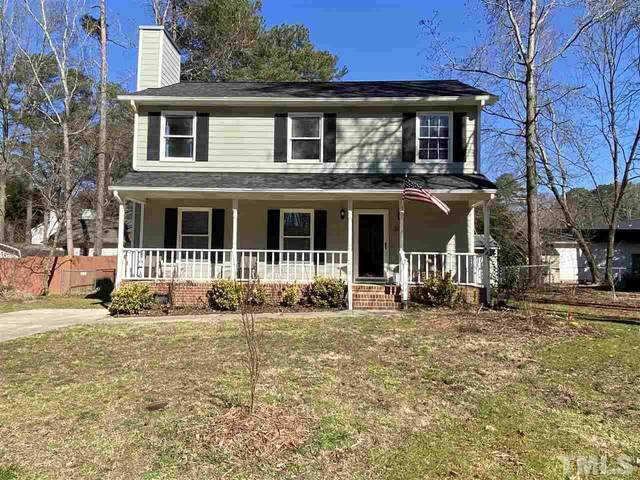 304 Bentpine Drive, Raleigh, NC 27603 (#2364328) :: The Jim Allen Group