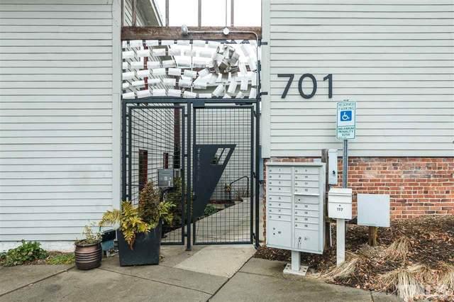 701 W Trinity Avenue, Durham, NC 27701 (#2364529) :: Raleigh Cary Realty