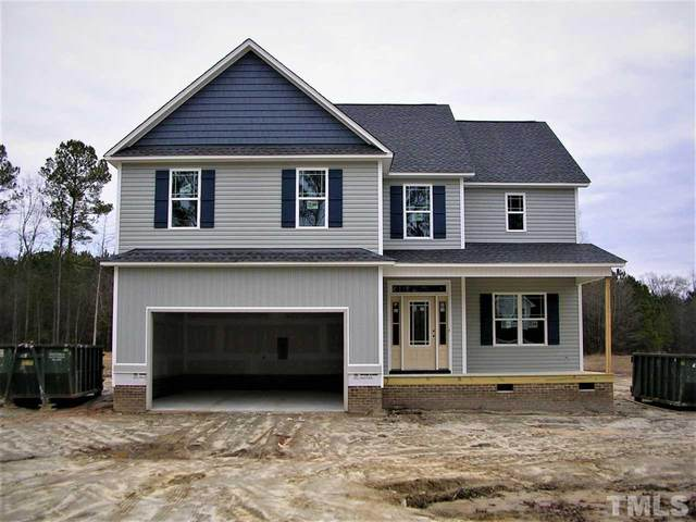 223 Long Grass Drive #97, Smithfield, NC 27577 (#2364824) :: The Jim Allen Group
