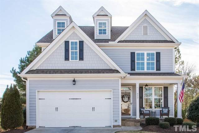 853 Stroud Circle, Wake Forest, NC 27587 (#2364895) :: Real Properties