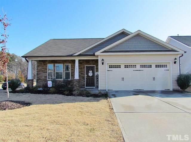3203 Whispernut Lane, Zebulon, NC 27597 (#2364909) :: Choice Residential Real Estate