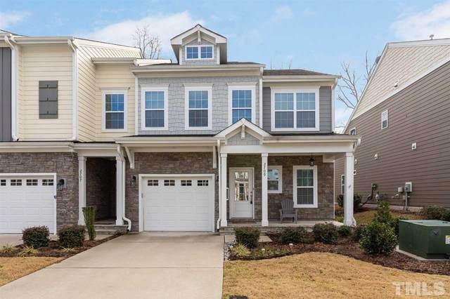 2709 Masonboro Ferry Drive, Apex, NC 27502 (#2364936) :: Real Properties