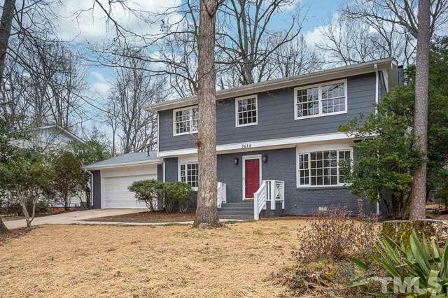 7416 Fiesta Way, Raleigh, NC 27615 (#2364947) :: Classic Carolina Realty