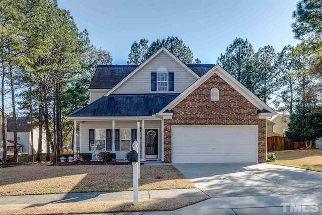 4708 Balance Fox Drive, Raleigh, NC 27616 (#2364988) :: Real Estate By Design