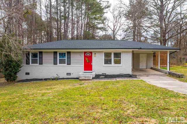221 Lane Of Tristram, Garner, NC 27529 (#2365192) :: Choice Residential Real Estate