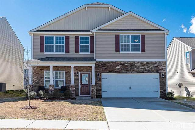85 Gaillardia Way, Clayton, NC 27527 (#2365343) :: The Beth Hines Team