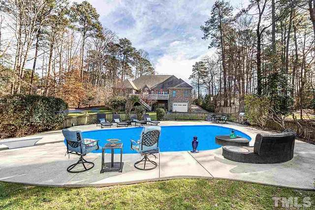 5268 Water Front Drive, Rocky Mount, NC 27803 (#2365350) :: Spotlight Realty