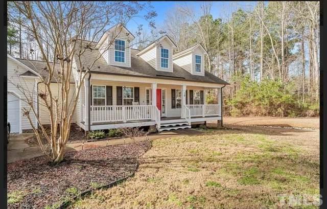 18 Hickory Nut Drive, Smithfield, NC 27577 (#2365387) :: Sara Kate Homes