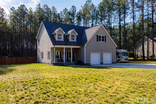 395 Spencers Gate Drive, Youngsville, NC 27596 (#2365398) :: Raleigh Cary Realty