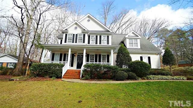 906 Collins Drive, Raleigh, NC 27609 (#2365476) :: Sara Kate Homes