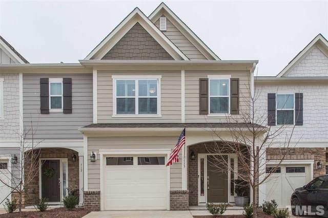 115 Bowerbank Lane, Apex, NC 27539 (#2365532) :: Real Properties
