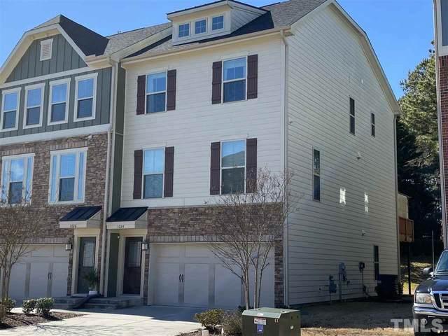 1024 Waymaker Court, Apex, NC 27502 (#2365609) :: Real Properties