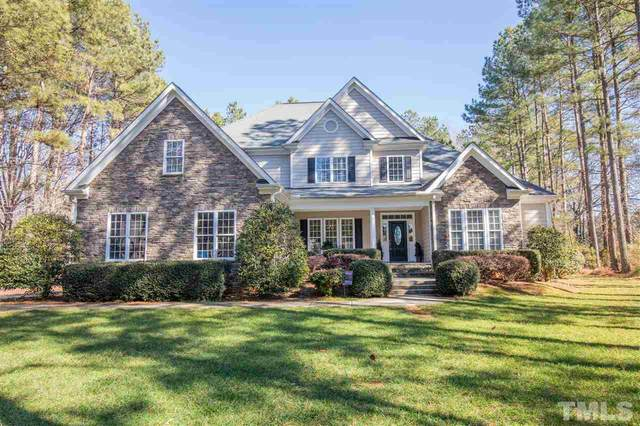 7432 Oriole Drive, Wake Forest, NC 27587 (MLS #2365770) :: On Point Realty