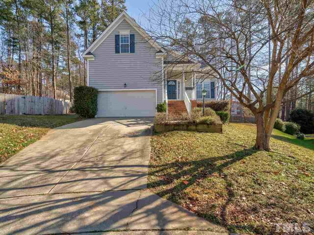 2605 Buck Spring Court, Raleigh, NC 27603 (#2365797) :: The Jim Allen Group