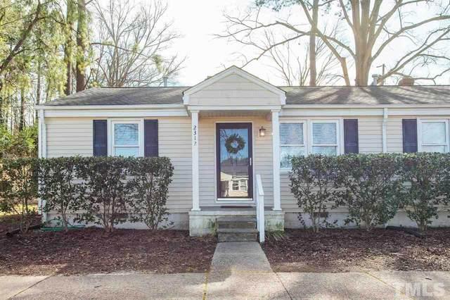 2312 Bernard Street #2312, Raleigh, NC 27608 (#2365805) :: Triangle Just Listed