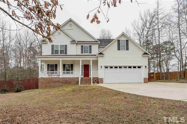 417 Barrette Lane, Wendell, NC 27591 (#2365875) :: Real Properties