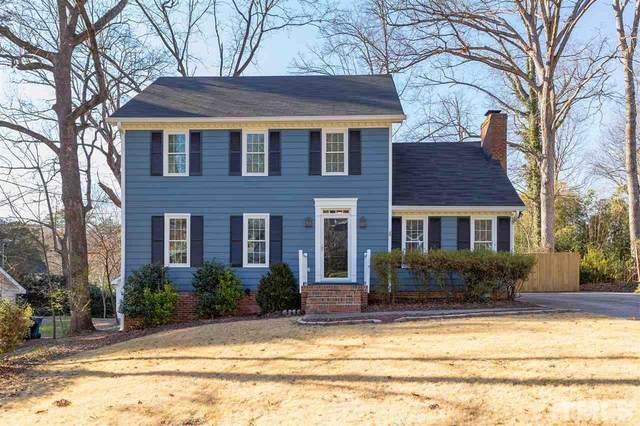 4409 Woodbury Drive, Raleigh, NC 27612 (#2366025) :: Raleigh Cary Realty