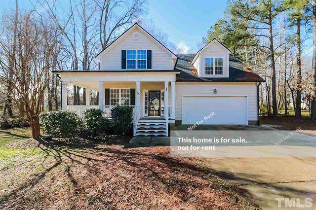 149 Wahoo Drive, Clayton, NC 27520 (#2366034) :: The Rodney Carroll Team with Hometowne Realty