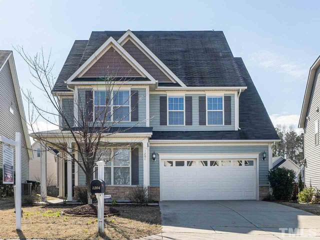 1204 Kingman Drive, Knightdale, NC 27545 (#2366042) :: Choice Residential Real Estate