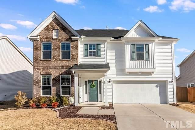 75 Hawksbill Drive, Franklinton, NC 27525 (#2366073) :: Classic Carolina Realty