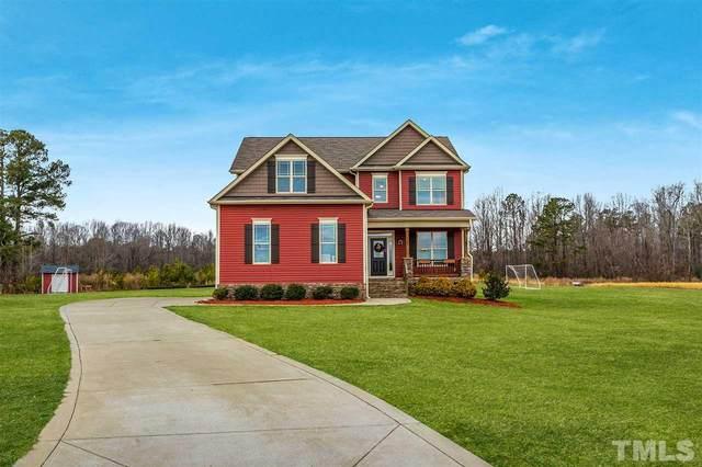 93 Highgrove Lane, Zebulon, NC 27597 (#2366254) :: Classic Carolina Realty