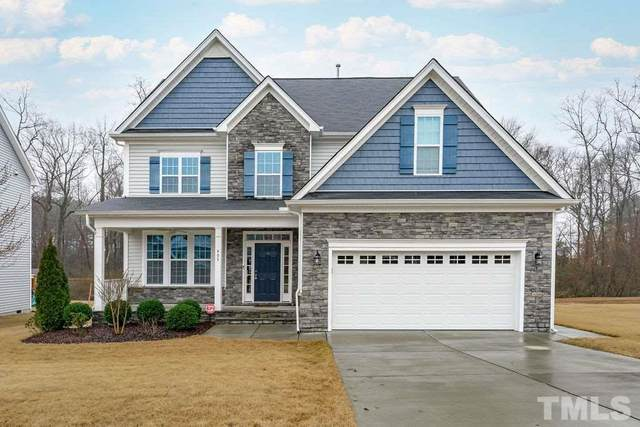 495 Walker Ranch Drive, Fuquay Varina, NC 27526 (#2366476) :: Real Estate By Design