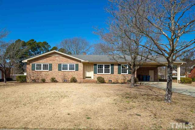 705 Westbrook Avenue, Dunn, NC 28334 (#2366666) :: Real Estate By Design