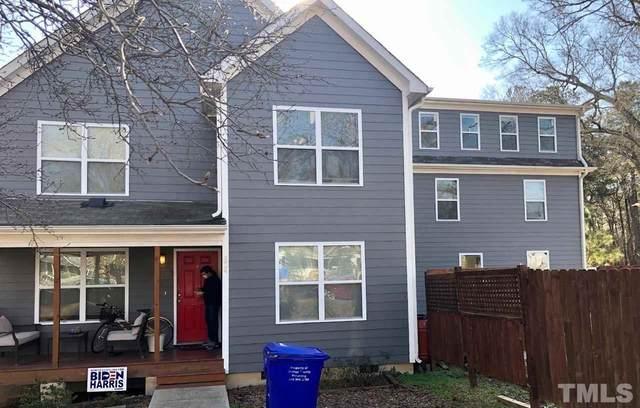 304 Pleasant Drive A&B, Carrboro, NC 27510 (#2366819) :: Spotlight Realty
