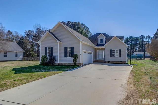 1212 Dixie Drive, Selma, NC 27576 (#2366967) :: Steve Gunter Team