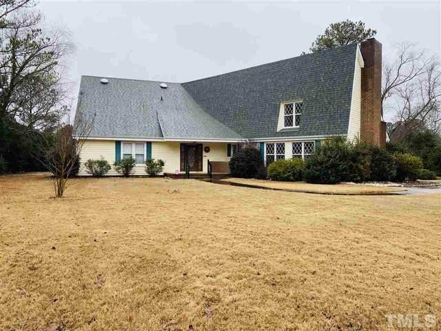 86 N Traceway, Sanford, NC 27332 (#2366977) :: Choice Residential Real Estate