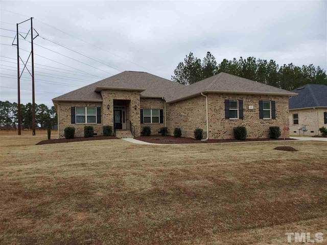 201 Lake Shore Drive, Benson, NC 27504 (#2367036) :: Choice Residential Real Estate