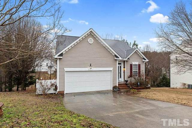 813 Willowedge Court, Knightdale, NC 27545 (#2367062) :: Real Properties