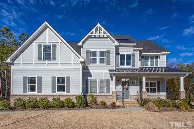 8345 Southmoor Hill Trail, Wake Forest, NC 27587 (#2367132) :: RE/MAX Real Estate Service