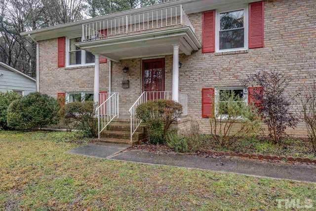 3915 Inwood Drive, Durham, NC 27705 (#2367270) :: Real Properties