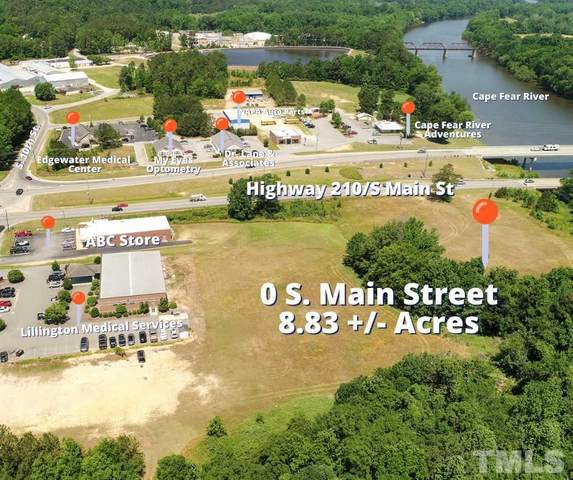 0 S Main Street, Lillington, NC 27546 (MLS #2367347) :: The Oceanaire Realty