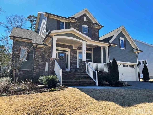 105 Sterling Chapel Way, Chapel Hill, NC 27517 (MLS #2367352) :: On Point Realty