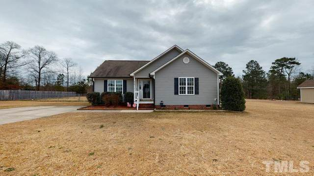 210 Ewing Drive, Selma, NC 27576 (#2367394) :: Masha Halpern Boutique Real Estate Group