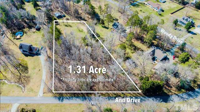 1.31 acre Ann Drive, Timberlake, NC 27583 (#2367464) :: The Rodney Carroll Team with Hometowne Realty