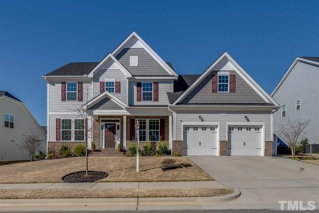 713 Twin Star Lane, Knightdale, NC 27545 (#2367699) :: M&J Realty Group