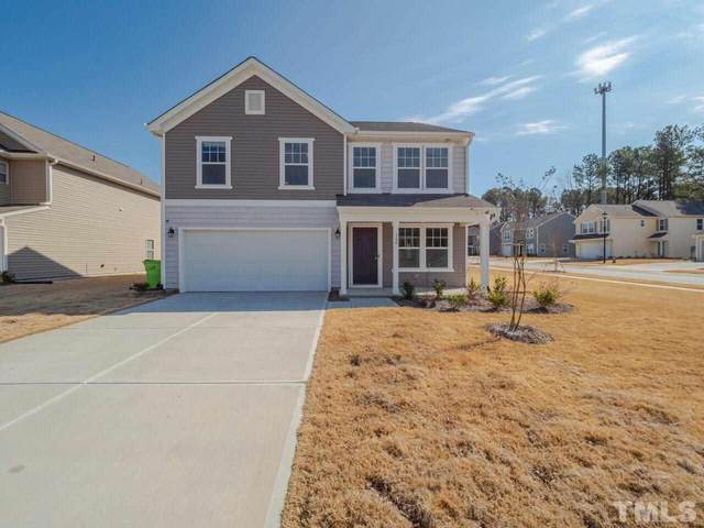 300 Connect Drive, Wendell, NC 27591 (#2367949) :: The Rodney Carroll Team with Hometowne Realty