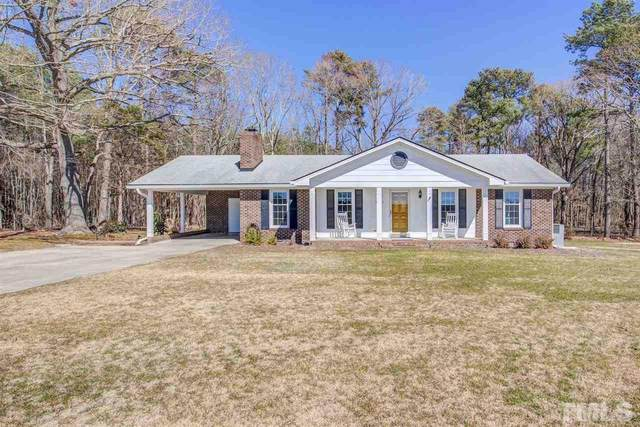 2020 Edgemont Road, Wendell, NC 27591 (#2368010) :: The Jim Allen Group